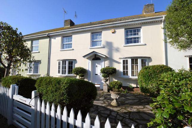 Thumbnail Terraced house for sale in Riverside, Shaldon, Devon