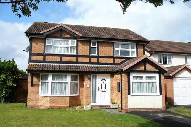 Thumbnail Detached house for sale in Parklands Avenue, Weston-Super-Mare
