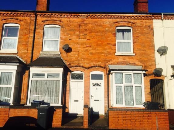 Terraced house for sale in Leslie Road, Handsworth, Birmingham, West Midlands