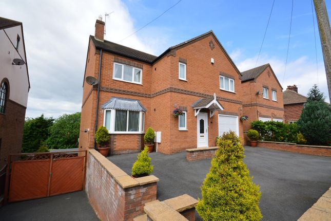 Thumbnail Detached house for sale in Sandybed Crescent, Scarborough