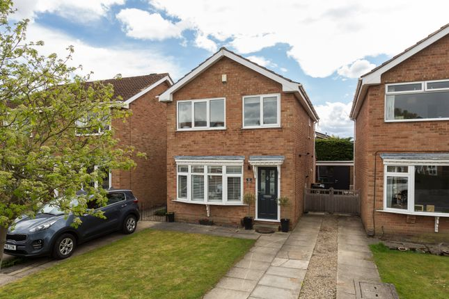 3 bed detached house for sale in The Gallops, York YO24