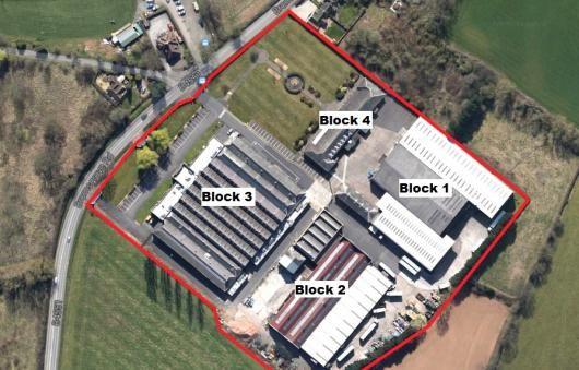 Thumbnail Warehouse to let in Hunnington, Halesowen