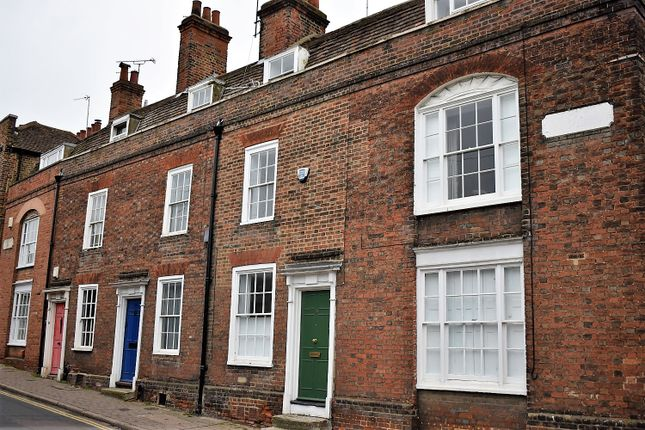 Thumbnail Cottage for sale in St Margaret's Street, Rochester