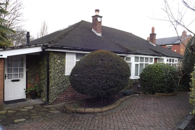 3 bed semi-detached bungalow to rent in Dowson Road, Hyde