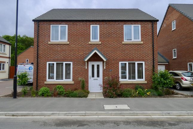 Thumbnail Detached house for sale in Oak Crest, Bawtry Road, Doncaster
