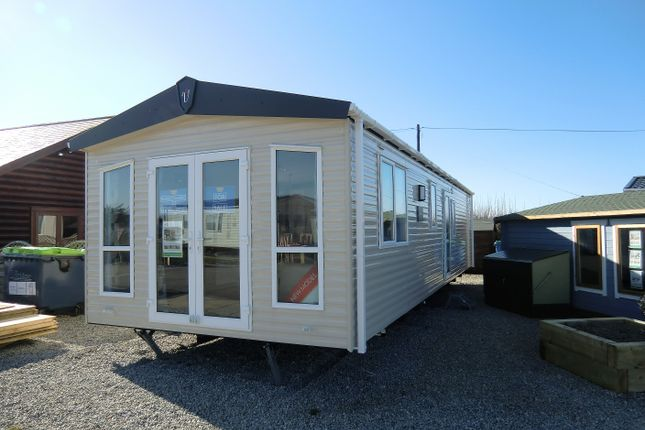 Thumbnail Mobile/park home for sale in Marhamchurch, Bude