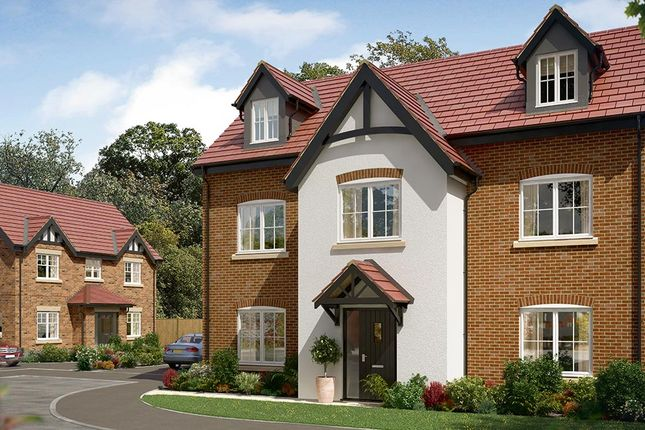 "Thumbnail Detached house for sale in ""The Needham"" at Wingfield Road, Alfreton"