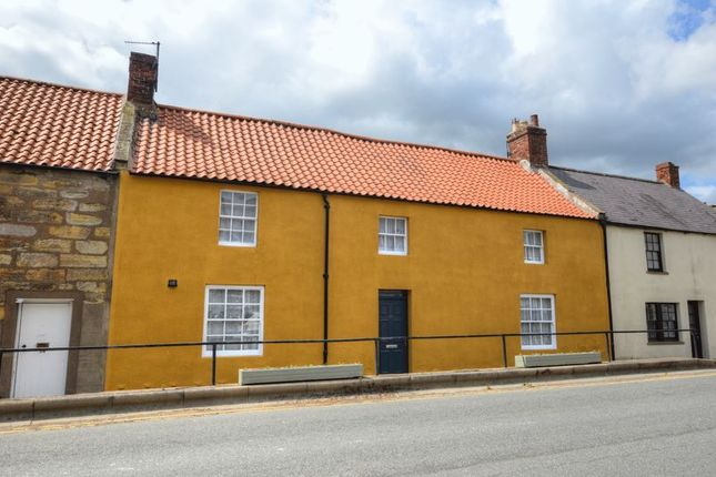 Thumbnail Terraced house for sale in High Street, Belford, Northumberland