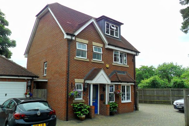 Thumbnail Detached house for sale in Royal Drive, Bordon