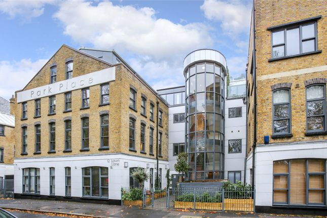 1 bed flat for sale in Embassy Works, 12 Lawn, Vauxhall SW8