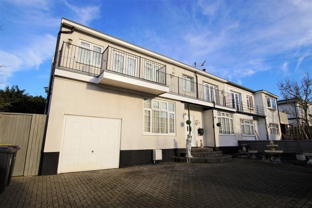 Thumbnail Semi-detached house for sale in Hedgehope Avenue, Rayleigh