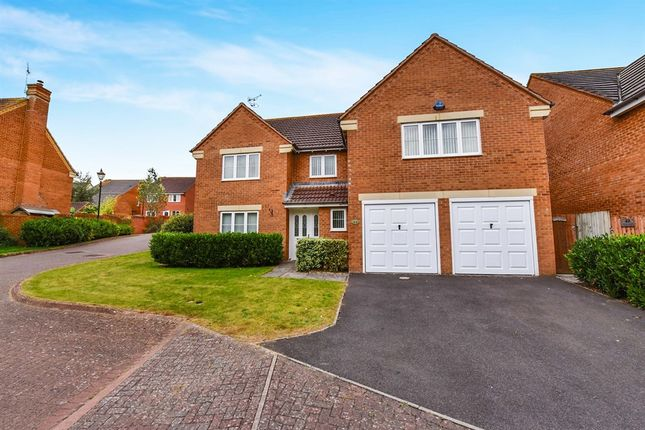 Thumbnail Detached house for sale in Elmleigh, Yeovil
