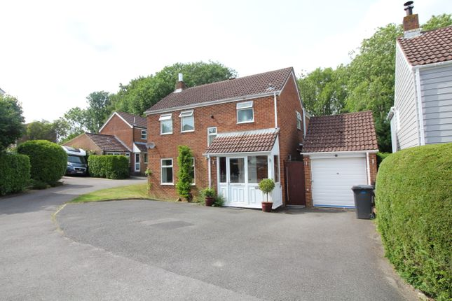 Thumbnail Detached house for sale in Old Chapel Drive, Lytchett Matravers, Poole