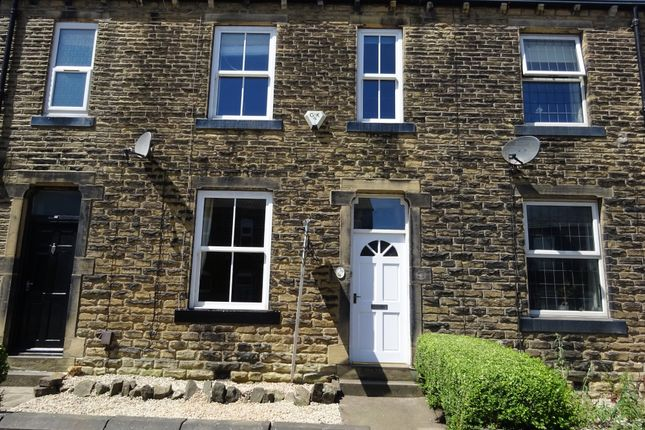 Thumbnail Terraced house to rent in Salisbury Street, Calverley, Leeds