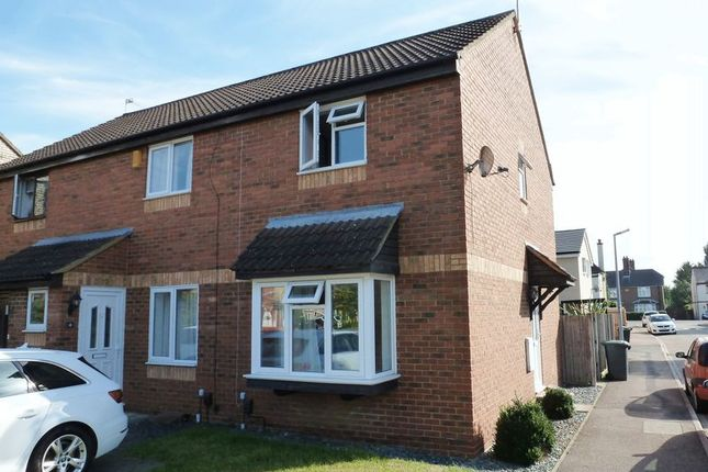2 bed end terrace house to rent in Williams Way, Flitwick, Bedford MK45