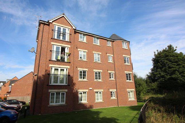 Thumbnail Flat for sale in Murray Way, Middleton, Leeds