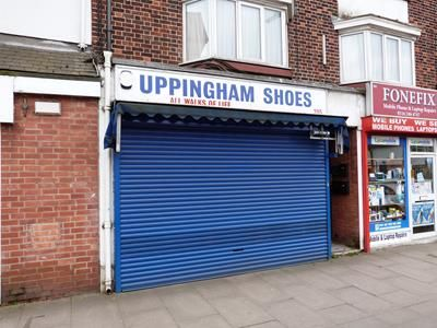 Thumbnail Retail premises to let in 285 Uppingham Road, Leicester