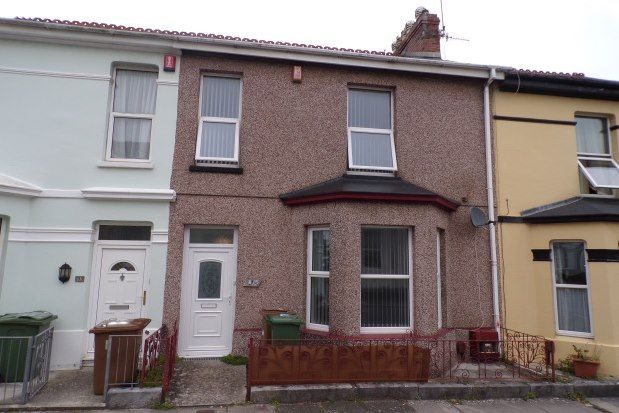 Thumbnail Property to rent in Desborough Road, Plymouth