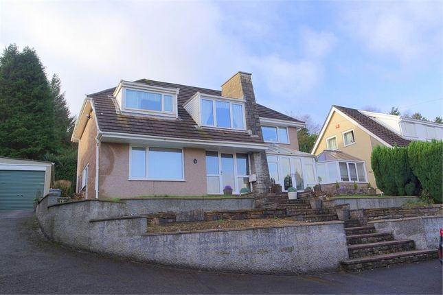Thumbnail Detached house for sale in Pen Yr Ysgol, Maesteg, Mid Glamorgan