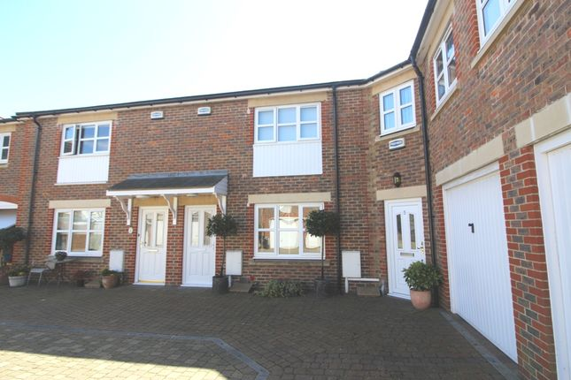 Thumbnail Terraced house for sale in Chawbrook Mews, Close To Town, Eastbourne