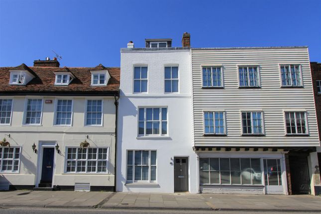 Thumbnail Terraced house to rent in North Lane, Canterbury