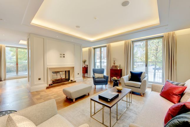 Thumbnail Flat for sale in Ebury Square, London