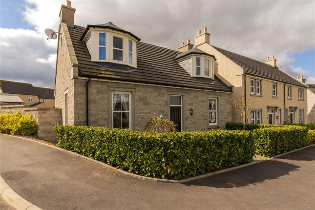 Thumbnail Detached house for sale in Simpson Brae, Insch, Aberdeenshire