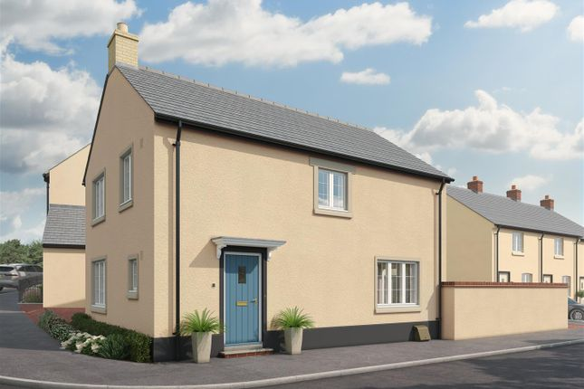 Thumbnail Detached house for sale in Stoke Meadow, Silver Street, Calne