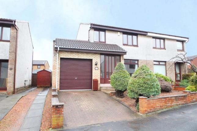 Thumbnail Semi-detached house for sale in Prestonfield Drive, Kirkcaldy, Fife