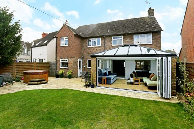 Thumbnail Detached house for sale in Bridge Road, Frampton On Severn, Gloucestershire