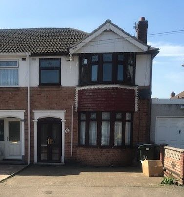 Thumbnail Terraced house to rent in Silverdale Close, Coventry