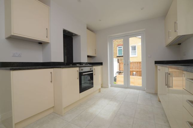 Thumbnail Terraced house to rent in Howard Road, Broadstairs