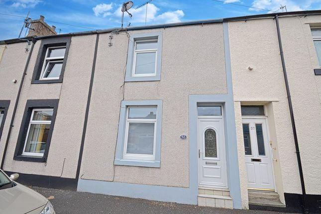 Terraced house for sale in New South Watt Street, Workington