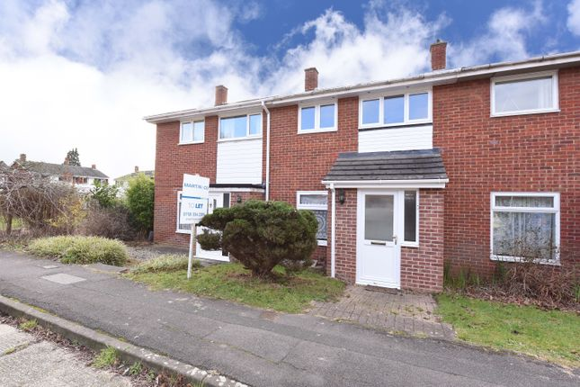 Thumbnail Terraced house to rent in St. Pauls Gate, Wokingham