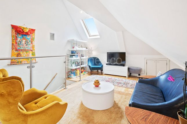 Thumbnail Flat for sale in The Avenue, Queens Park, London
