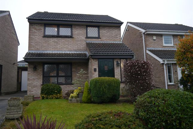 Thumbnail Detached house to rent in Richmond Close, West Hallam, Ilkeston