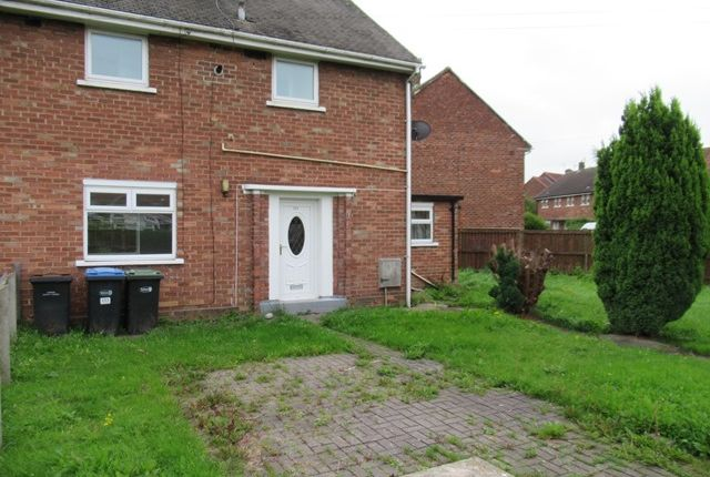 Thumbnail Semi-detached house to rent in Tudhoe Moor, Spennymoor