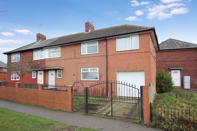 Thumbnail Semi-detached house for sale in Foundry Mill Street, Seacroft, Leeds