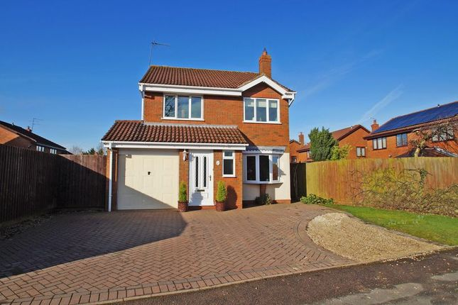Thumbnail Detached house for sale in Grazing Lane, Redditch