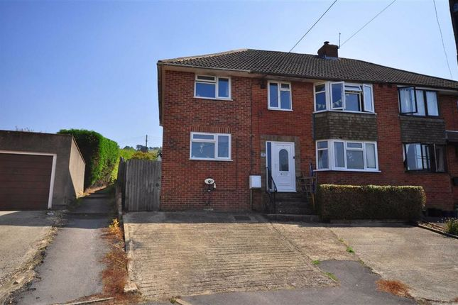Thumbnail Semi-detached house for sale in Hill Close, Stroud