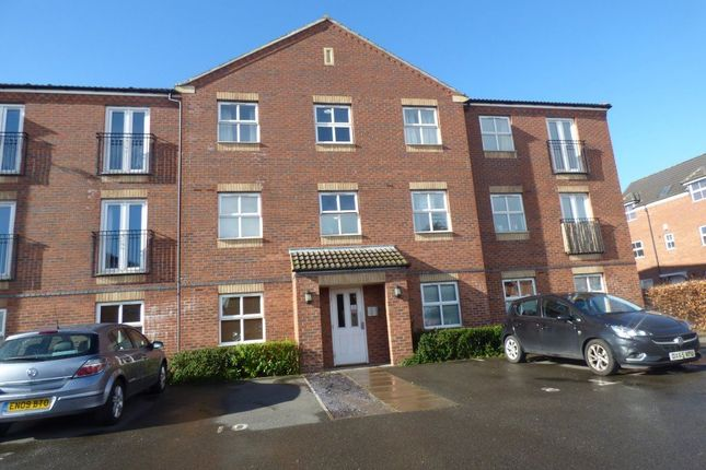 Thumbnail Flat to rent in Shaw Road, Chilwell, Nottingham