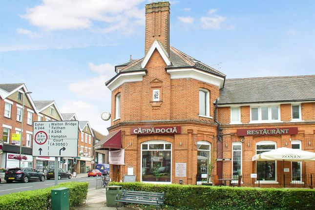 1 bed flat to rent in Ashley Road, Walton-On-Thames KT12