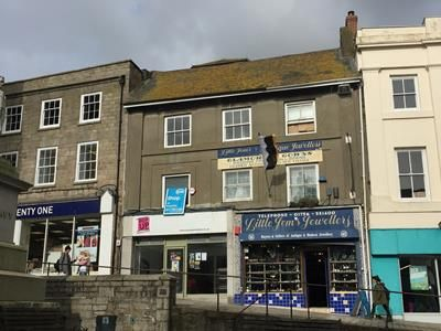 Thumbnail Commercial property for sale in 40 Market Place, Penzance, Penzance