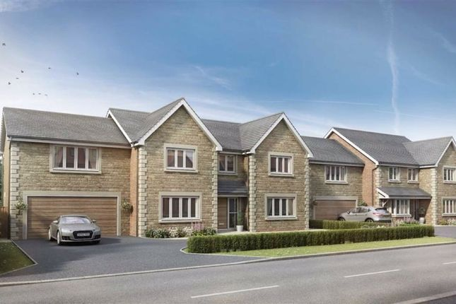 Thumbnail Detached house for sale in Kellet Lane, Bamber Bridge, Preston
