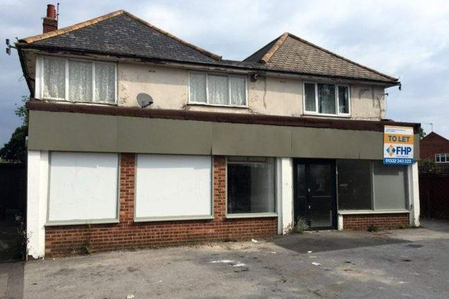 Thumbnail Retail premises to let in Former Co-Op Chesterfield Road, Staveley, Chesterfield Road, Derbyshire