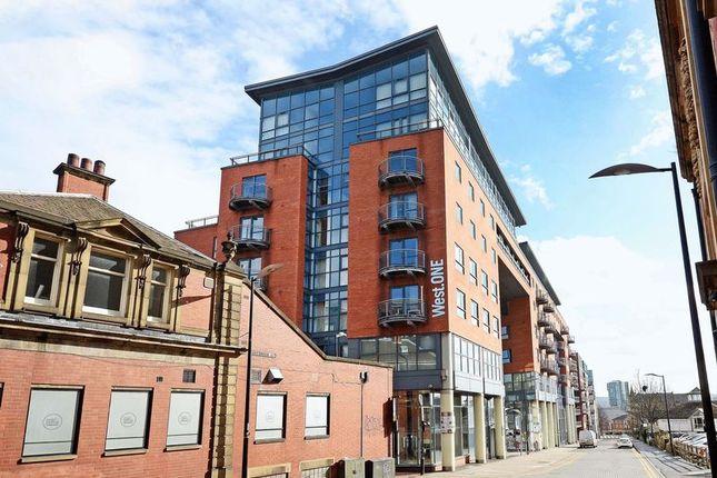 Thumbnail Flat for sale in Fitzwilliam Street, Sheffield