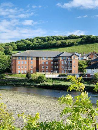 Thumbnail Flat for sale in Plas Yr Afon, Trefechan, Aberystwyth, Sir Ceredigion