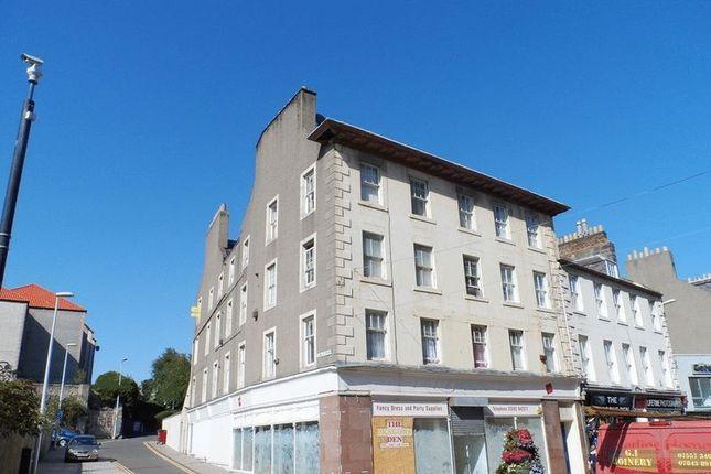 Thumbnail Flat to rent in High Street, Kirkcaldy