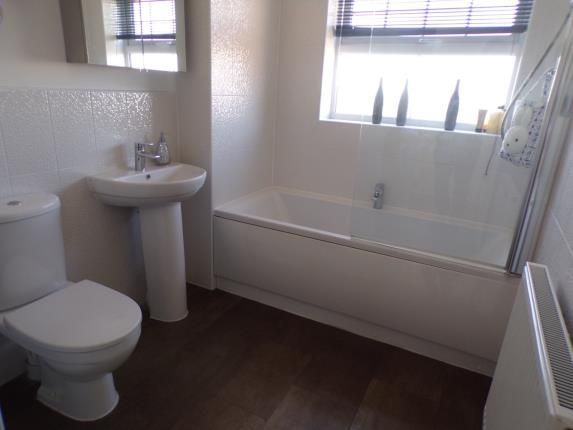 Bathroom of Foxtail Way, St. Crispin's, Duston, Northampton NN5