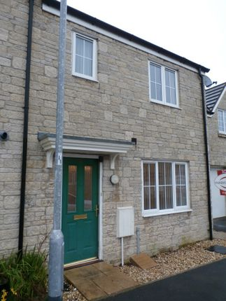 Thumbnail End terrace house to rent in Montgomery Drive, Tavistock